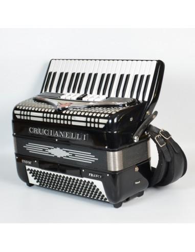 Crucianelli 120 basses piano Musette