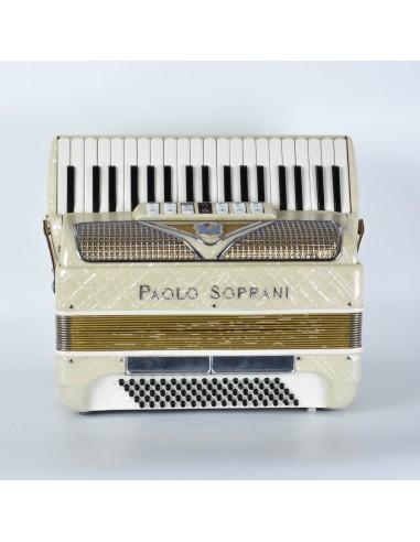 Paolo Soprani 80 basses Piano