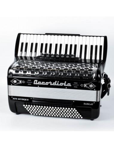 Accordiola Piano 4 voix Swing