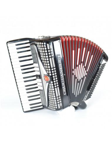 Crucianelli 120 basses Piano